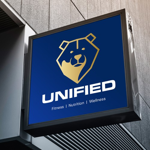 - UNIFIED logo