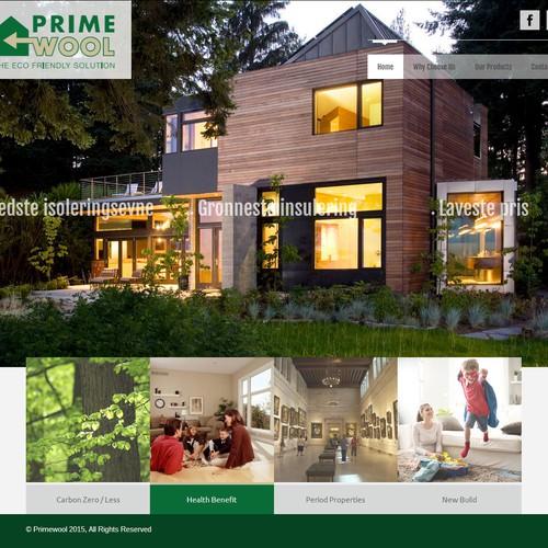Website for Primewool