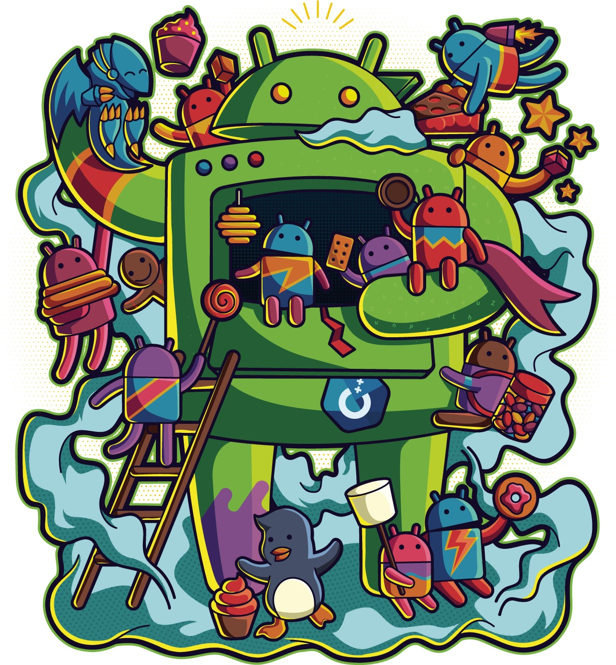 android native tools 2018