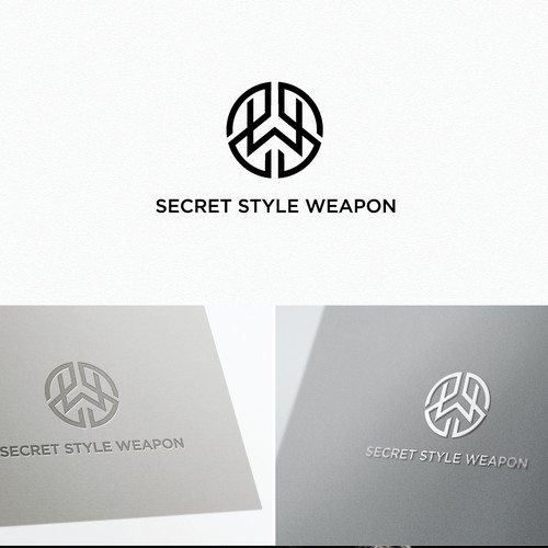 Give me the best logo for Celebrity Stylist bringing style to the masses
