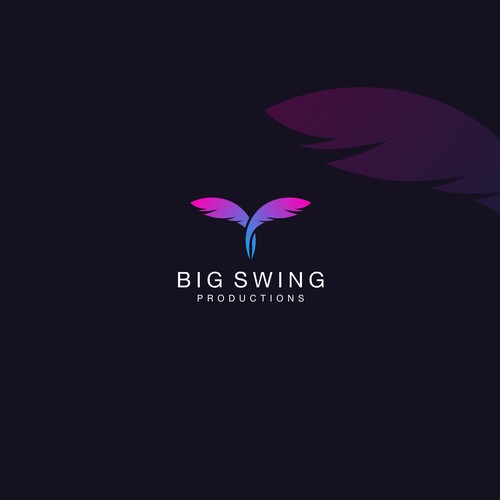 BIG SWING PRODUCTIONS COMPANY LOGO