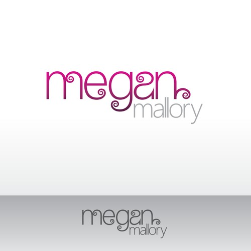 logo for Megan Mallory