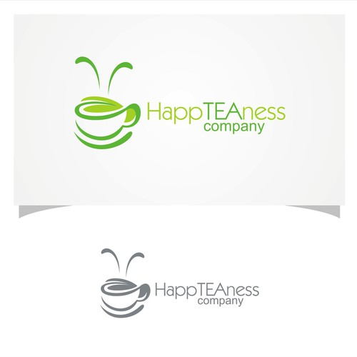 Create a soothing, immersive and enlightening logo that captures the mind, soul and taste buds