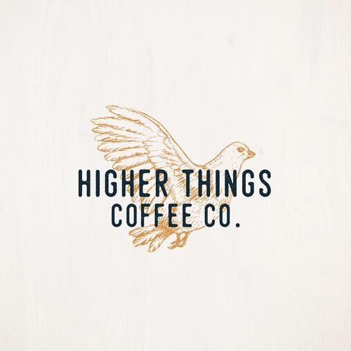 Logo for a Premium Coffee Company