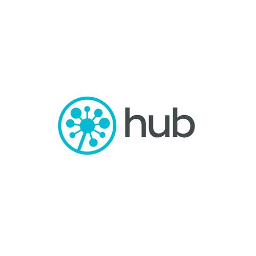 Hub Logo Design