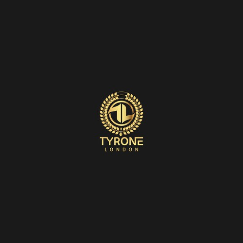 logo concept for tyrone london