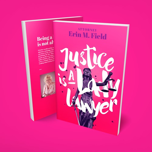 Book cover for female attorneys