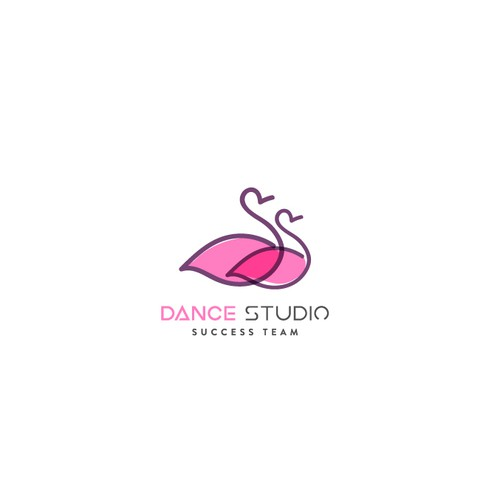Dance Studio logo!