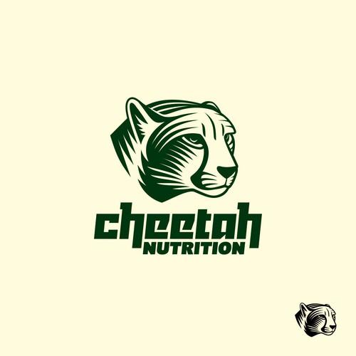 Logo concept for Cheetah Nutrition