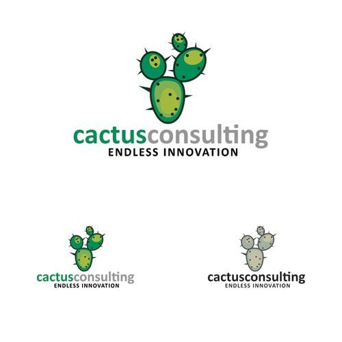 Cutting Edge Healthcare Consulting Firm Seeks Sleek Logo