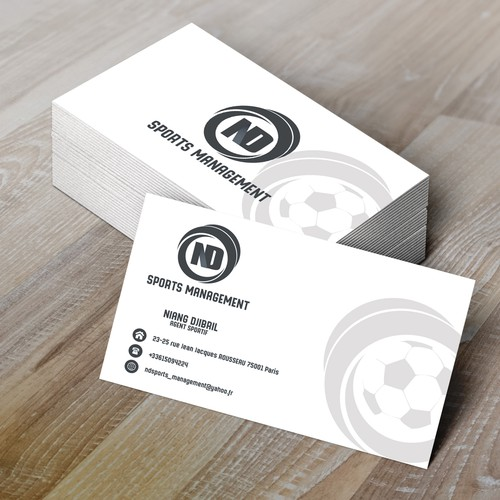 ND Bussines Card