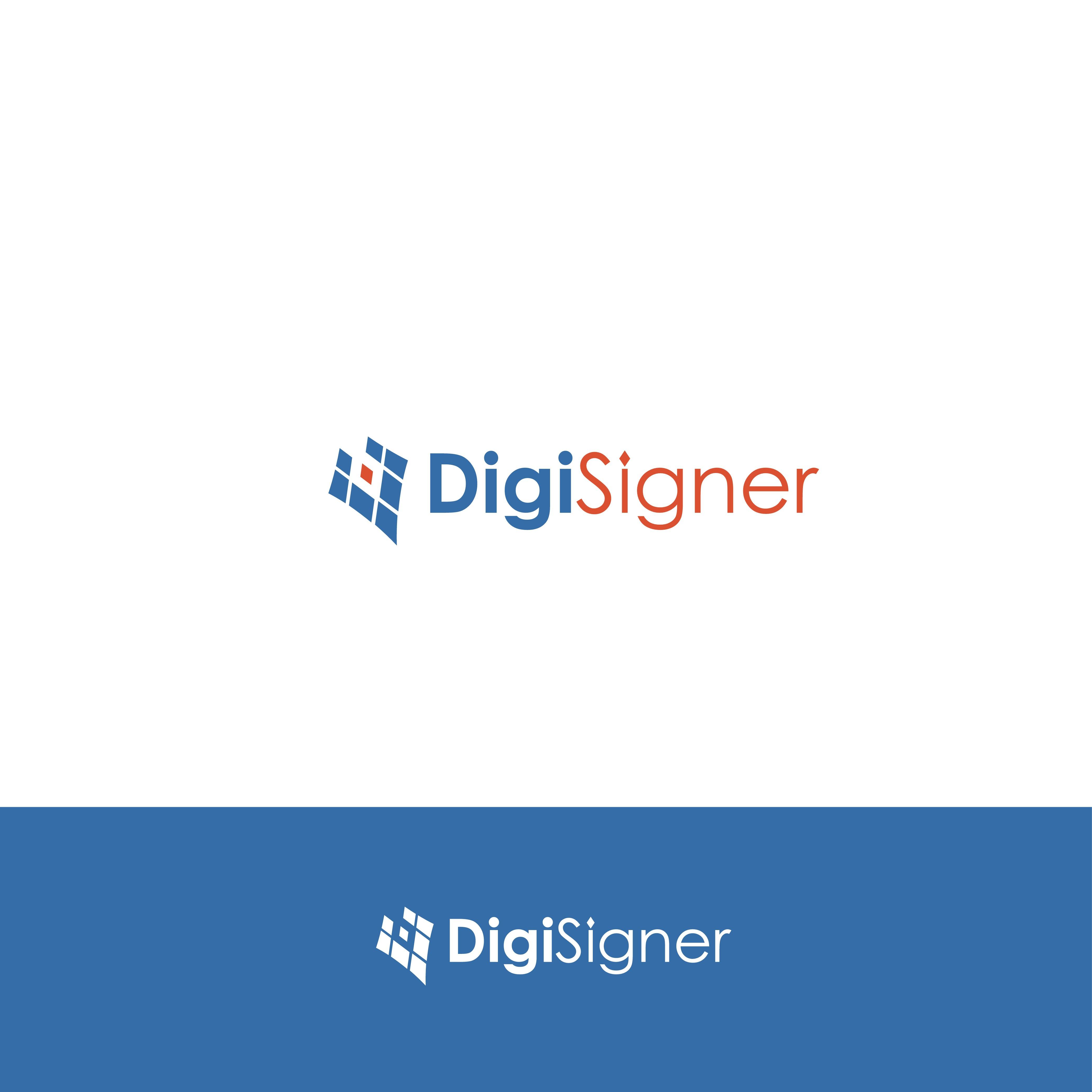 Logo for e-signature company