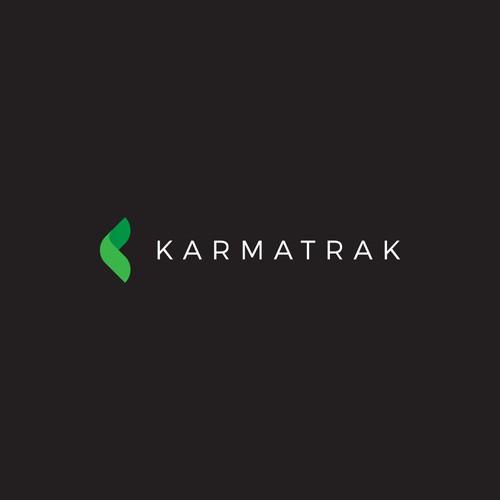 Karmatrak Logo Design