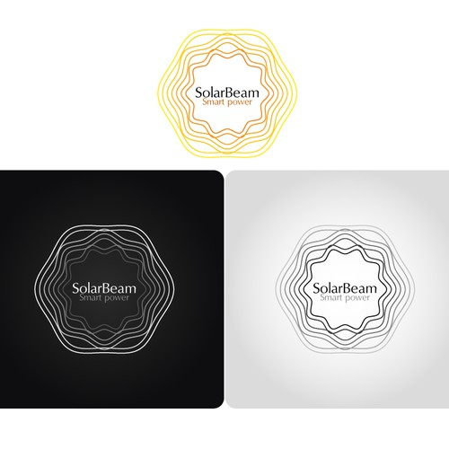 Logo for Solar Beam (enviromental energy company)