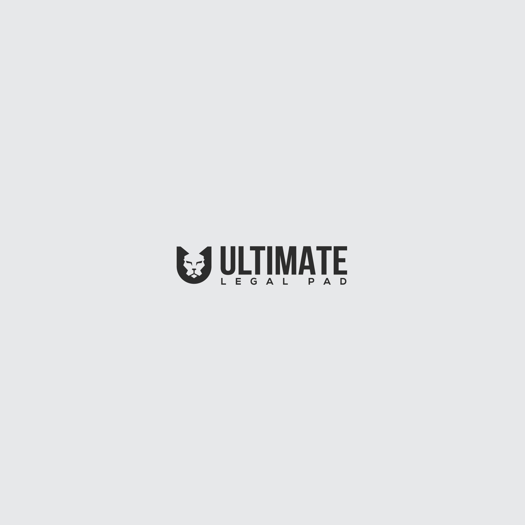"Design a logo for the reimagined, ""ultimate legal pad""  for attorneys"