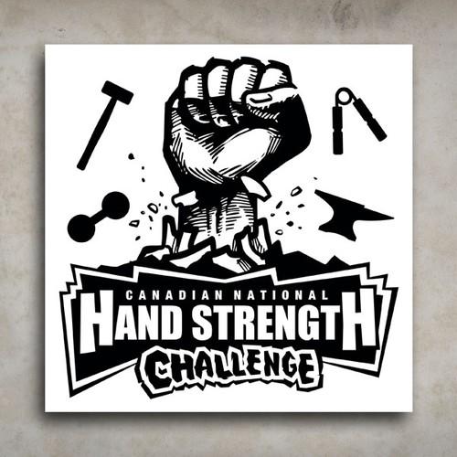 Hand Strength Challenge logo