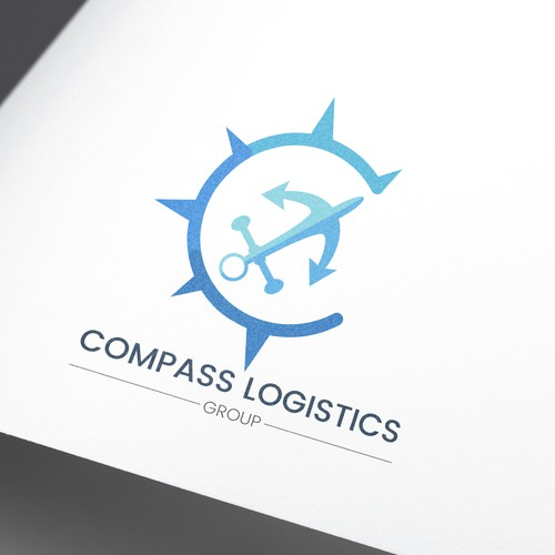 Logo for Compass Logistics V2