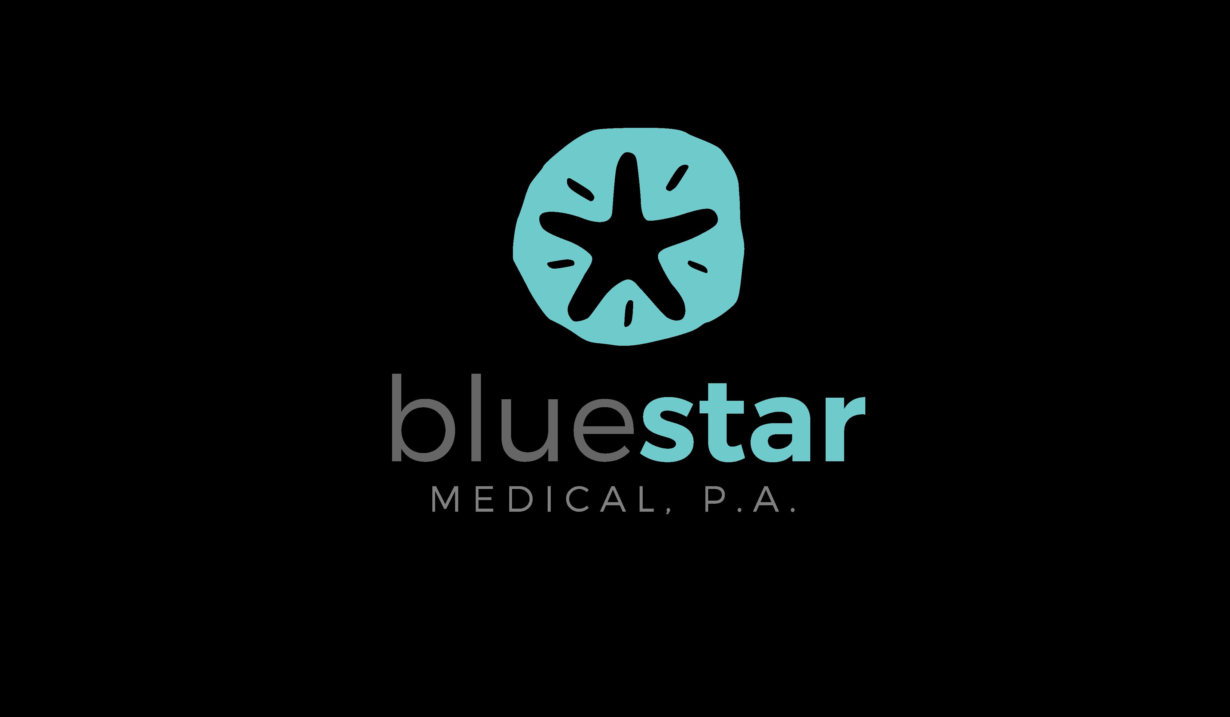Create a beachy logo for a family medicine clinic.