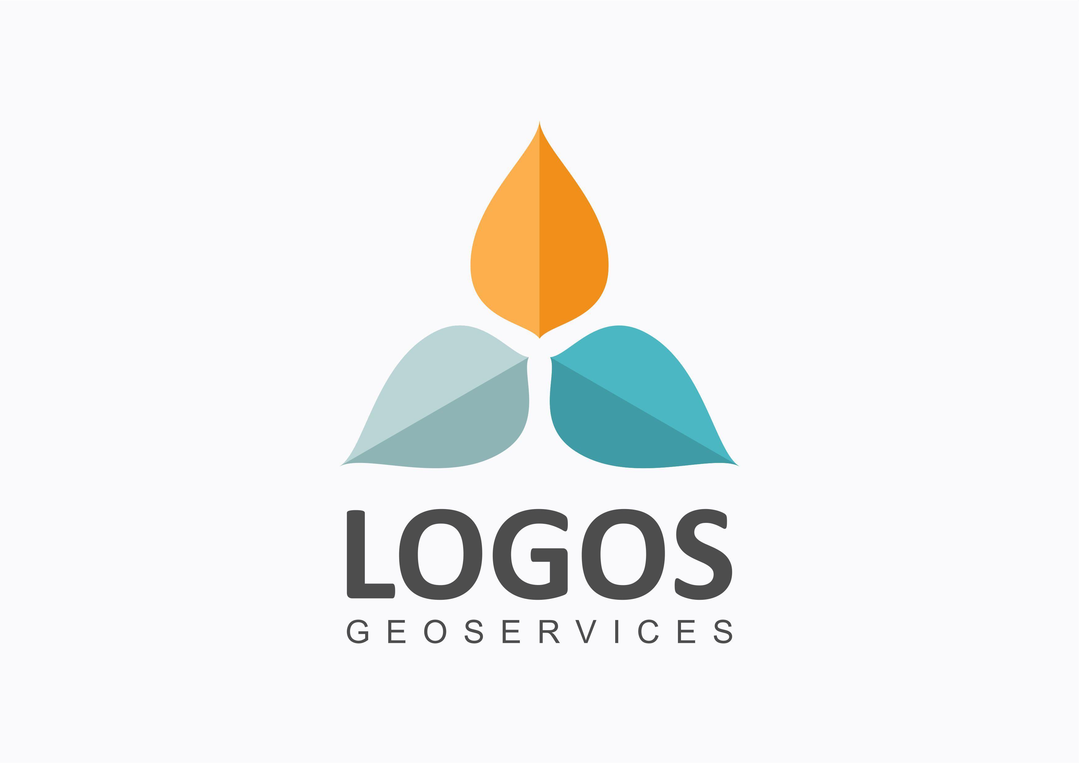 Logo design for a frontier renewable energy exploration company