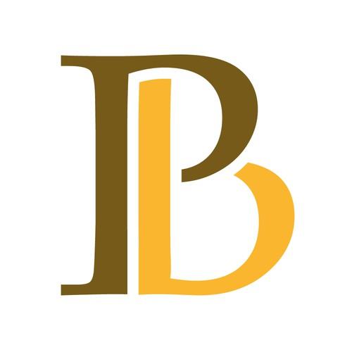Monogram P & B