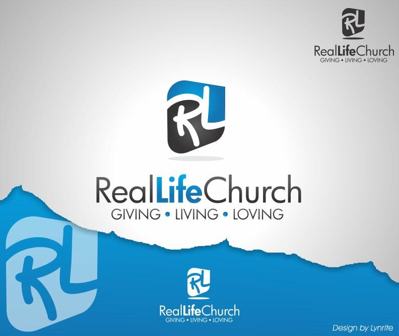 Real Life Church needs a new logo
