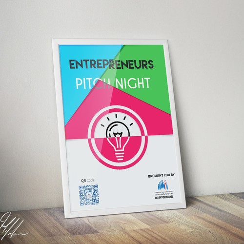 Entrepreneur pitch