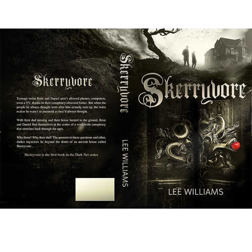Skerrryvore - book cover