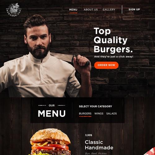 Burgers Ink