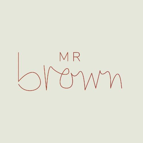 Logo Design for Mr Brown