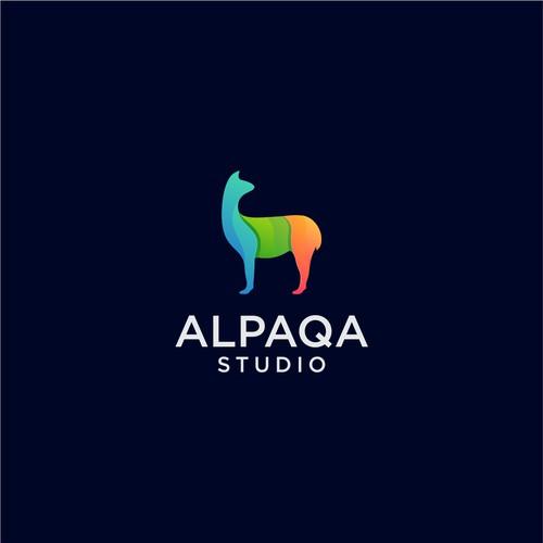 Alpaca studio logo