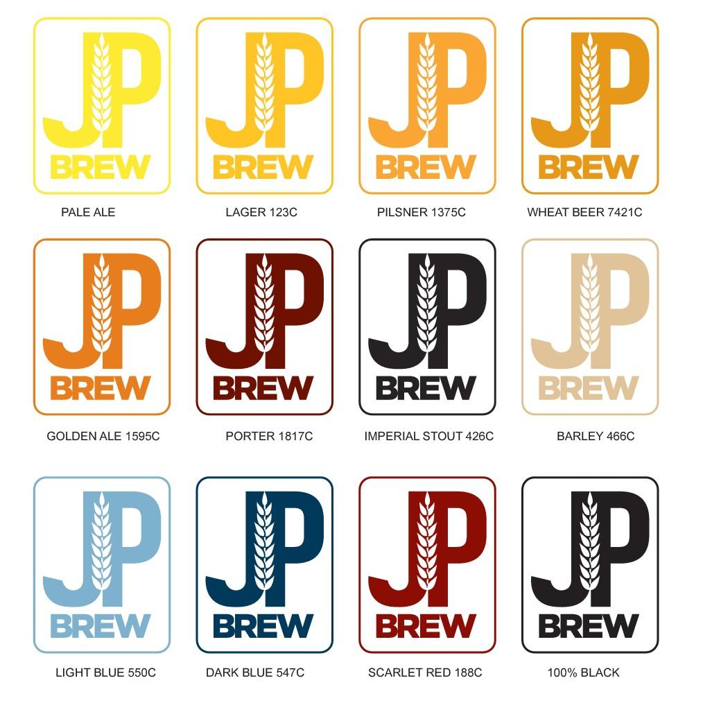 Striking logo needed for new commercial beer brand. Hop leaf not mandatory!