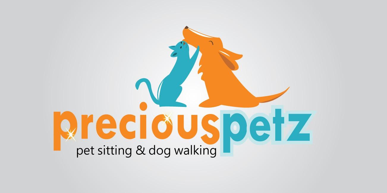 logo for Precious Petz