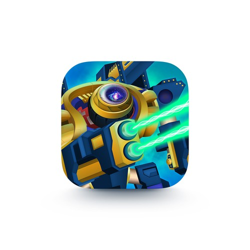 Mechs Battle App Icon