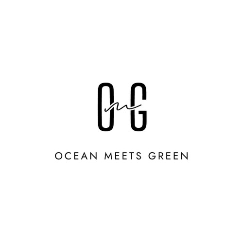 Logo Concept for a Sustainable Golf Apparel Brand