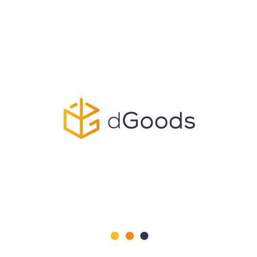A slick Logo for tech company.