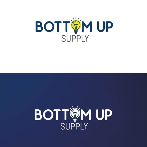 Propuesta Logotipo BOTTOM UP