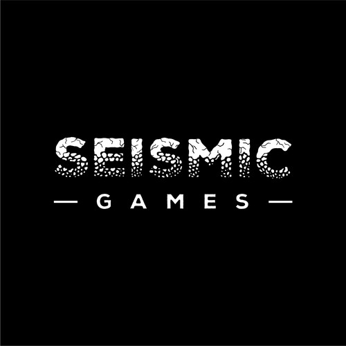 Hand-Lettered Typography Logo for Video Game Co.