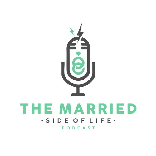 Logo Design for The Married - Podcast