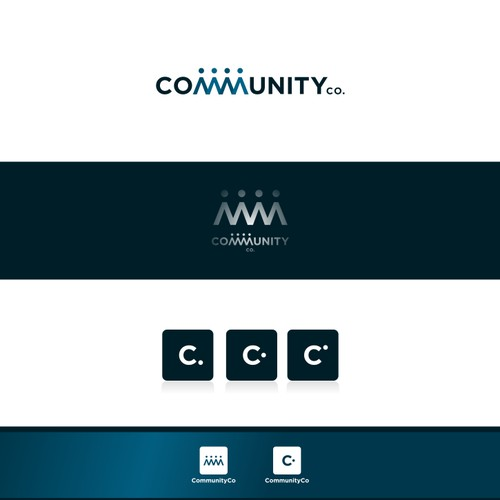 Create the Logo for Community Company - a trusted name in building professional communities