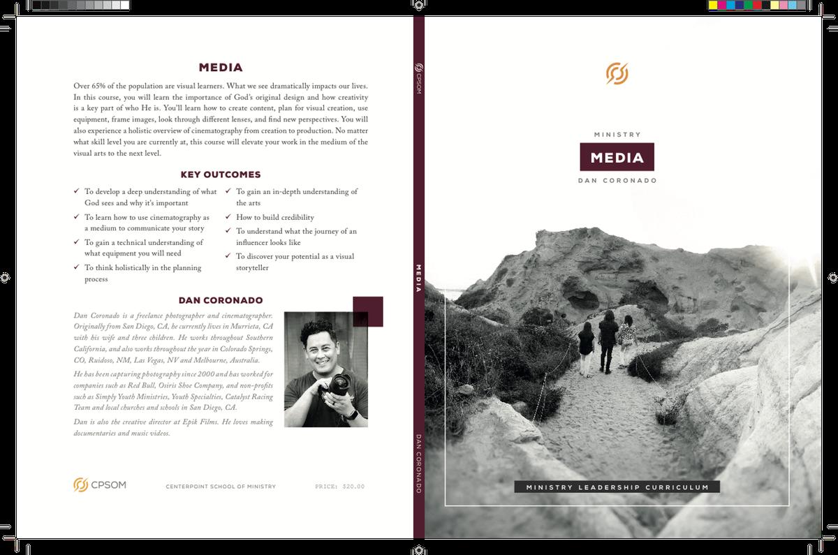 Covers: Identity, Pastoring, Media, Ministry Life, Leadership