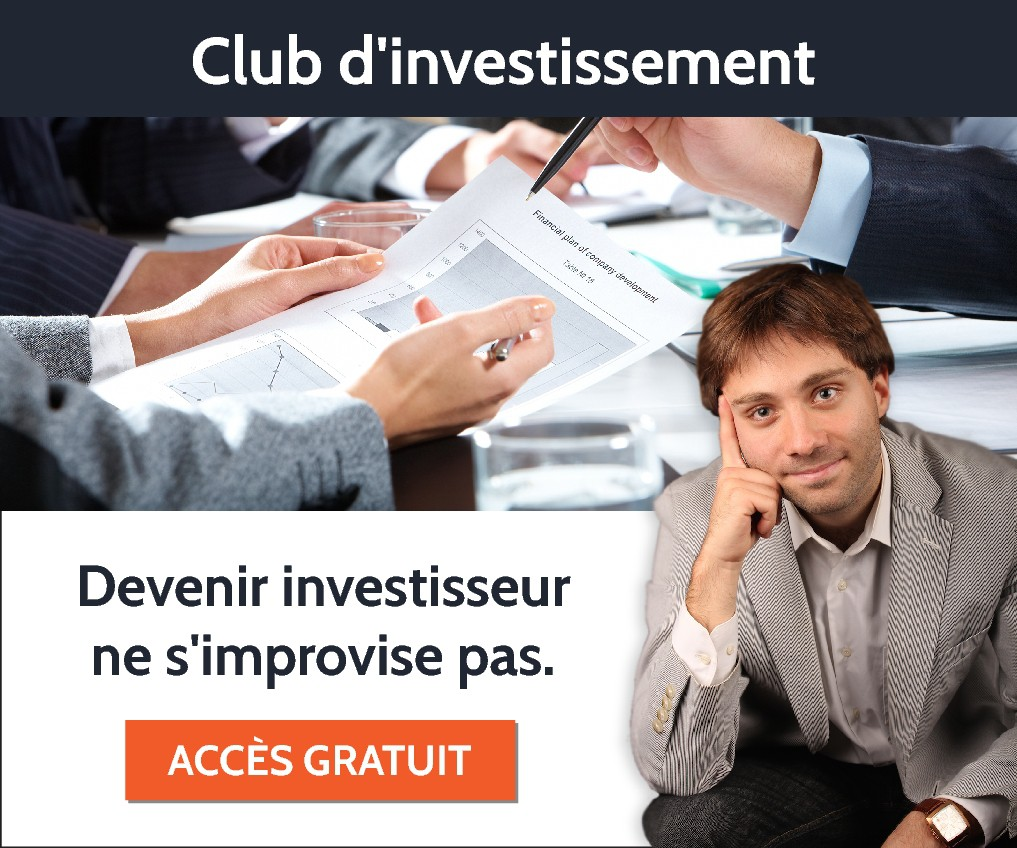 Ecole des Finances Personnelles is looking for 3 ad banners to promote an investment club