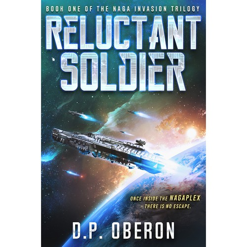 contest : Exciting science-fiction novel for adults and kids