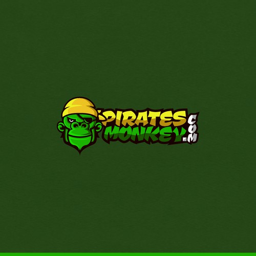 Pirates monkey