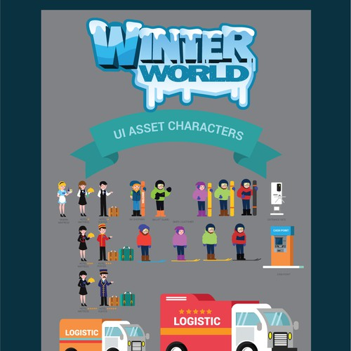 winterworld games