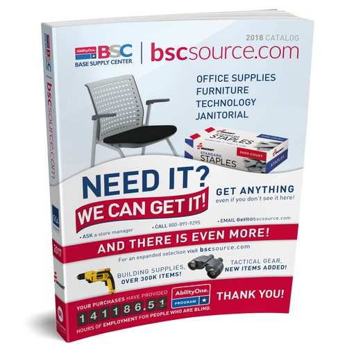 2018 bscsource.com Catalogue Cover