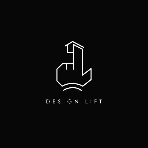 Logo for Design Lift Constest