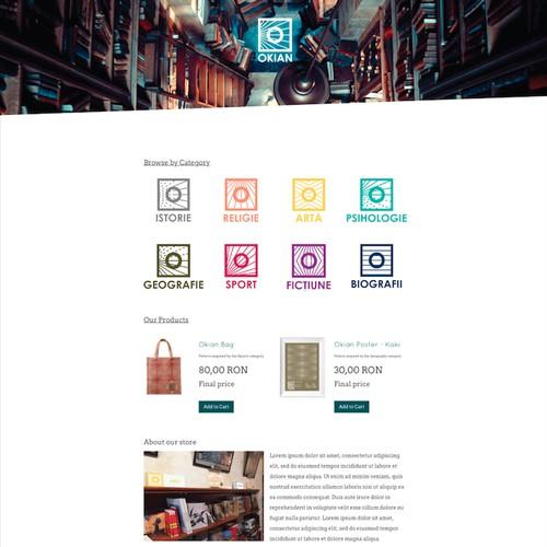 Visual Identity & Website