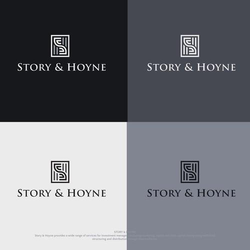 Proposed Story & Hoyne logo