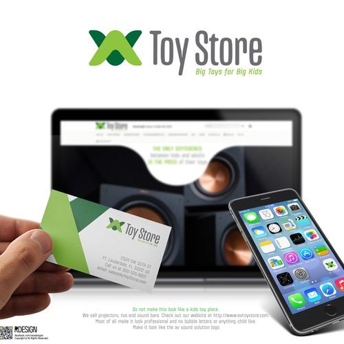 Av toy store