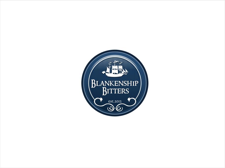 logo for Blankenship Bitters